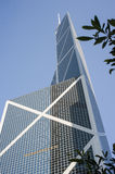 View of Hong Kong. Royalty Free Stock Images