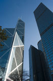 View of Hong Kong. Stock Photos