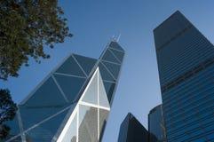 View of Hong Kong. Stock Image