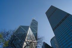 View of Hong Kong. Royalty Free Stock Photography