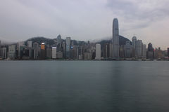 View Hong Kong Royalty Free Stock Photo