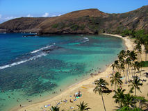 View-Honolulu Stock Photo