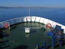 View at the horizon Stock Image