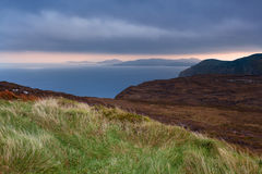 View from Horn Head, Donegal, Ireland Royalty Free Stock Photos