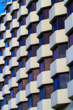 View of hotel facade Stock Photography