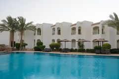 View Hotel in Sharm El Sheikh, Egypt Stock Photos
