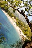 View on Hotel in Sveti Stefan - Montenegro. Stock Images