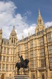 View on house of parliament Royalty Free Stock Images
