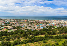 View of Hua-hin City, Thailand Stock Image