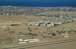 View at Hurghada Stock Photography