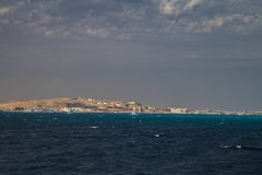 View on Hurghada Royalty Free Stock Photography