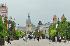 View from Iasi Royalty Free Stock Photos