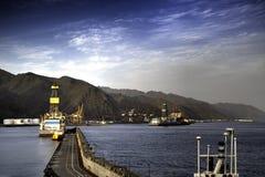 Port of Tenerife stock photos