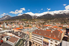 View of Innsbruck, Austria Stock Image