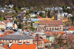 View of Innsbruck, Austria Royalty Free Stock Photos