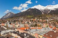 View of Innsbruck, Austria Stock Image