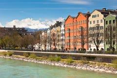 View of Innsbruck, Austria Stock Photos