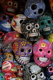 Mexico City. A view inside the Centro Artesanal Ciudadela on March 20, 2014 in Mexico City Royalty Free Stock Images