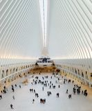 World Trade Center station Oculus Royalty Free Stock Photography
