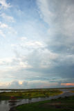 View from Iquitos Stock Photography