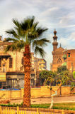 View of Islamic Cairo Royalty Free Stock Image