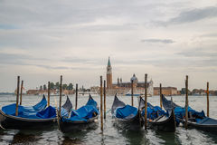 View of the island of Venice Royalty Free Stock Photography