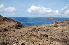 View from Islet of Djeu Royalty Free Stock Photo