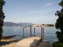 View of Isola Bella Royalty Free Stock Photo