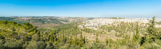View of Israel Royalty Free Stock Photography