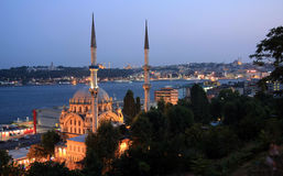 A view of istanbul Royalty Free Stock Image