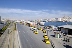 VIEW OF ISTANBUL Royalty Free Stock Image