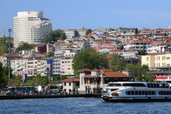 View of Istanbul from Bosphorus Stock Photos