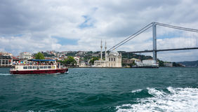View of Istanbul Royalty Free Stock Images