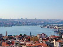 View of Istanbul Royalty Free Stock Photography