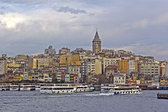 View of Istanbul Stock Photo