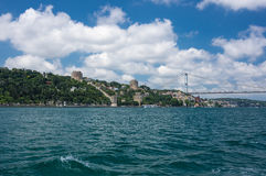 View of Istanbul Stock Photography