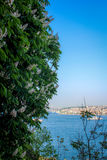 View of istanbul Topkapi palace Stock Image