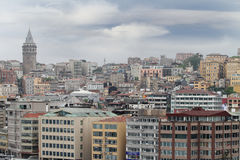 View of Istanbul Stock Image