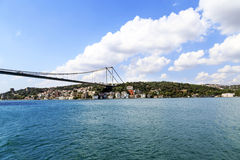 View of Istanbul,Turkey. Royalty Free Stock Image