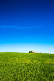 View of italian countryside Stock Photography