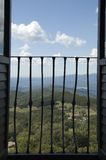 View on Italian landscape Stock Image