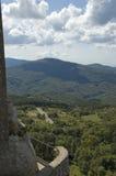 View on Italian landscape Stock Photo