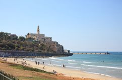 View of Jaffa Royalty Free Stock Photography