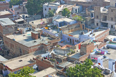 View of Jaipur Royalty Free Stock Photo