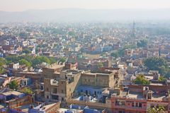 View of Jaipur Stock Image