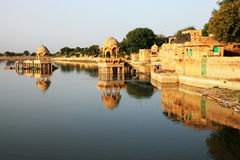 View of Jaisalmer Stock Photography