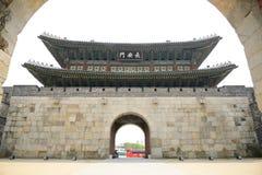 View of Jangsanmun Stock Photos