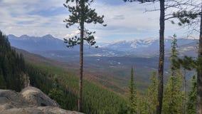 View of Jasper royalty free stock image