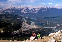 View of Jasper NP