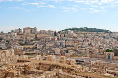 View of Jerusalem Royalty Free Stock Photography